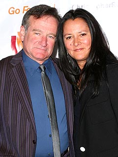 Robin Williams Vows to Keep Divorce Civil | Robin Williams
