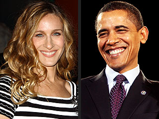 Sarah Jessica Parker's 5-Year-Old Son Supports Barack Obama