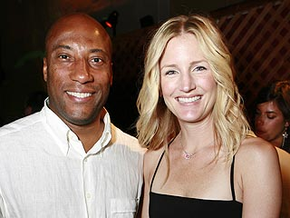 Talk Show Host Byron Allen & Wife Expecting a Girl | Byron Allen
