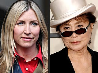Yoko Ono Advises Heather Mills: 'Try to Survive' | Heather Mills, Yoko Ono