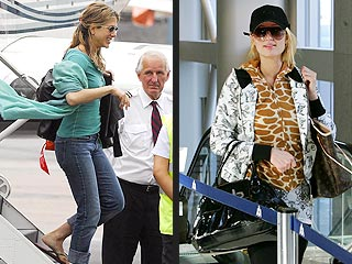 How to Travel Like Jen and Paris