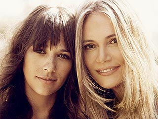 Like Mother, Like Daughter: Rashida Jones & Peggy Lipton | Rashida Jones