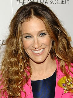 Sarah Jessica Parker Says, 'I Eat Everything'
