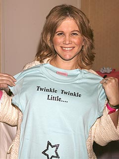 Tracey Gold Gives Birth to Fourth Son | Tracey