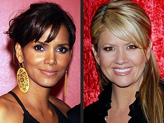 Halle Berry Gets Access to Parenting Advice | Halle Berry, Nancy O'Dell