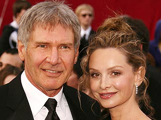 Harrison Ford: Calista Best Mother in the World | Calista Flockhart, Harrison Ford