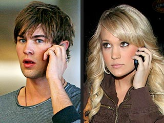 Carrie Underwood Reveals Text-Message Split from Chace