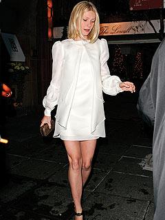 Gwyneth Borrowed Designer Dress for Beyoncé's Nuptials