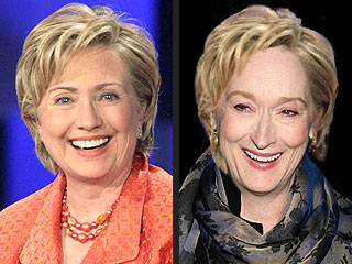 Short Hairstyles For Mature Women Of Hillary Clinton Short