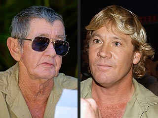 Steve Irwin Talked His Dad Out of Suicide