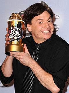 Mike Myers: Guru of the MTV Movie Awards | Mike Myers