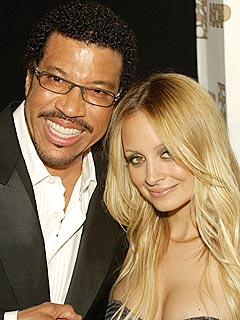 Lionel Richie Nicknames Nicole&#39;s Daughter &#39;The Mouse&#39; | Lionel Richie, Nicole Richie