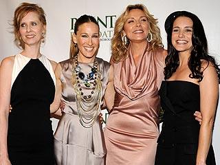 SJP: SATC Sequel Not a Done Deal – Yet! | Cynthia Nixon, Kim Cattrall, Kristin Davis, Sarah Jessica Parker