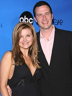 Tiffani Thiessen Is Torn Between Work and Motherhood | Tiffani Thiessen
