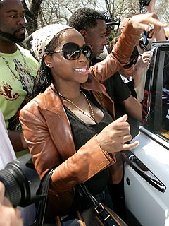 Foxy Brown's Emotional Release from Prison | Foxy Brown