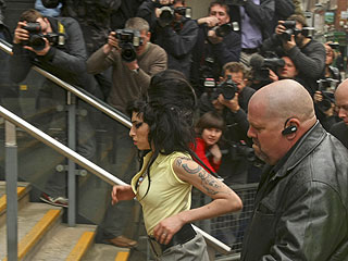 Amy Winehouse Released from Jail