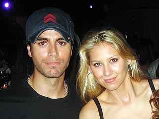 Enrique Iglesias Trying to Marry Anna Kournikova | Anna Kournikova, Enrique Iglesias