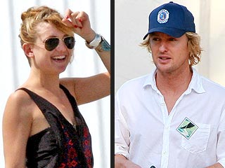 Kate Hudson & Owen Wilson Call It Quits