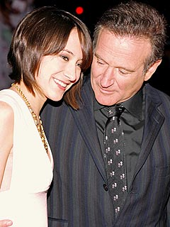 Robin Williams's Daughter: 'I Want My Parents to Be Happy'