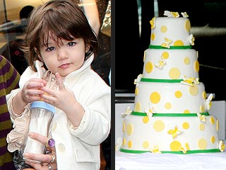Suri's Extended Family Celebrates Her 2nd Birthday