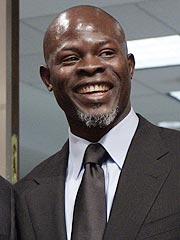 Djimon Hounsou On His Homeless Past: A 'Meager Existence' | Djimon Hounsou
