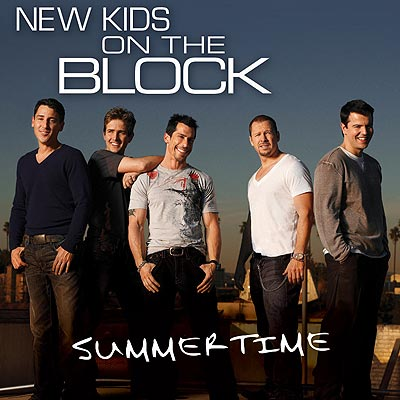 FIRST LISTEN: 'Summertime' from New Kids on the Block