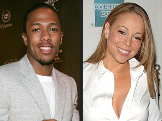 EXCLUSIVE: Nick Cannon Tells a Pal, 'I'm in Love' with Mariah