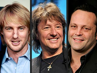 Owen Wilson's Weekend with Richie and Vince | Owen Wilson, Richie Sambora, Vince Vaughn