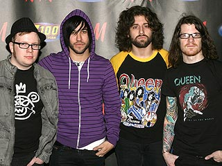 Fall Out Boy Are Getting Back Together – and Going on Tour!