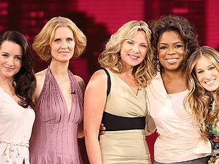 TV Roundup: Oprah Dishes with the Ladies of Sex and the City