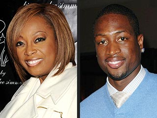 Dwyane Wade Defends 'Friendship' with Star Jones | Star Jones