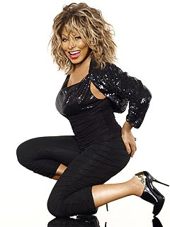 EXCLUSIVE PHOTO: Tina Turner's Pre-Tour Body | Tina Turner