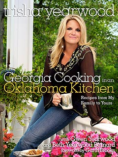 Trisha Yearwood Hits Bestseller List
