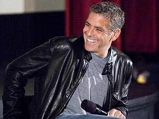 George Clooney Places Himself Up for Adoption
