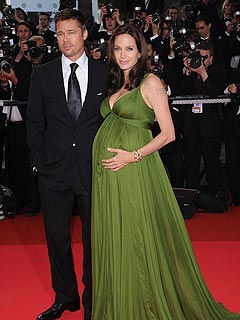 The Jolie-Pitts Welcome a Son & Daughter | Angelina Jolie, Brad Pitt
