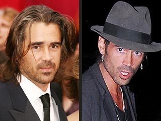Colin Farrell Calls Weight Loss 'Very Healthy' | Colin Farrell