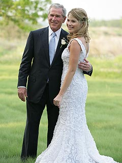 Jenna Bush & Henry Hager Wed in Texas| Weddings, Jenna Bush