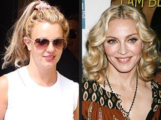 Madonna: Don't Blame Britney!