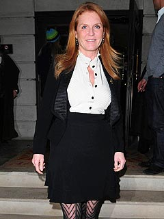 Duchess Fergie to Explain Herself on Oprah | Sarah Ferguson
