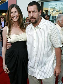Adam Sandler & Wife Have Baby No. 2