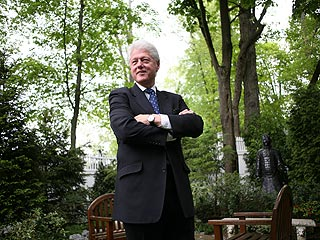 PEOPLE Exclusive: 15 Questions with Bill Clinton