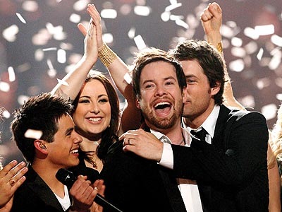 David Cook Wins American Idol!
