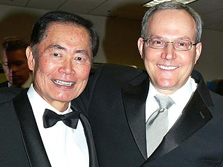 Star Trek's George Takei Gets Married | George Takei