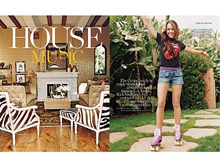 Inside Miley and Billy Ray Cyrus's Home