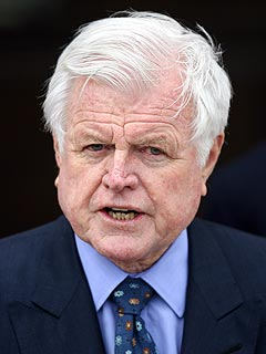 Senator Edward Kennedy Dead at 77 | Ted Kennedy