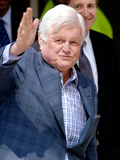 Ted Kennedy wave