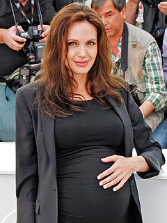Opinion the jolie pregnant with twins that