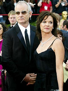 Bill Murray's Wife Sues for Divorce, Restraining Order | Bill Murray