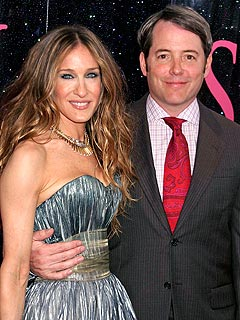 Sarah & Matthew Join a Roster of Celebs Using Surrogates | Matthew Broderick, Sarah Jessica Parker