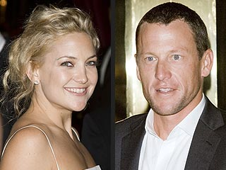 Kate Hudson Amazed by Lance Armstrong's Baby News